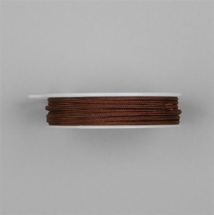 3m Light Brown Knotting Cord Approx 2mm