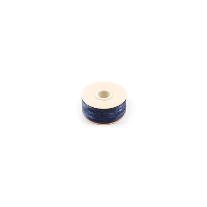 72 yards Blue Nymo Thread Size B
