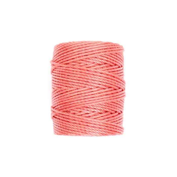 32m Chinese Coral Nylon Cord Approx 0.9mm