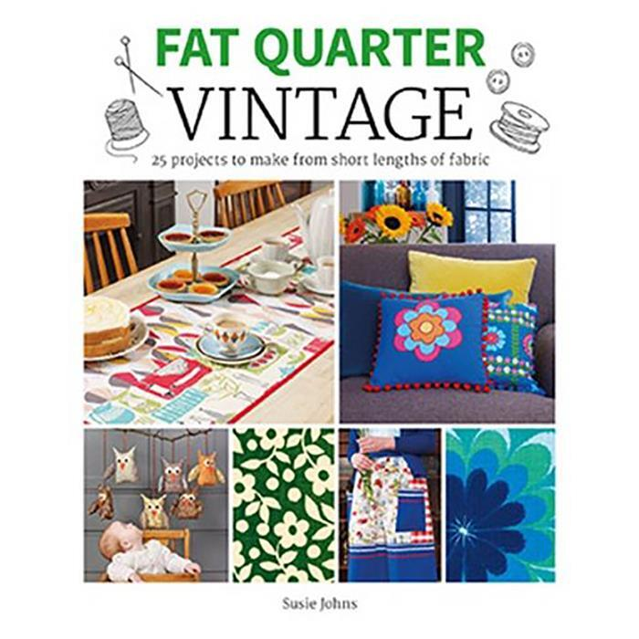 Fat Quarter: Vintage by Susie Johns