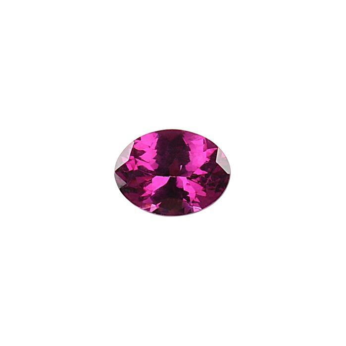 1.10cts Purple Garnet Brilliant Cut Oval Cutstone 8x6mm.