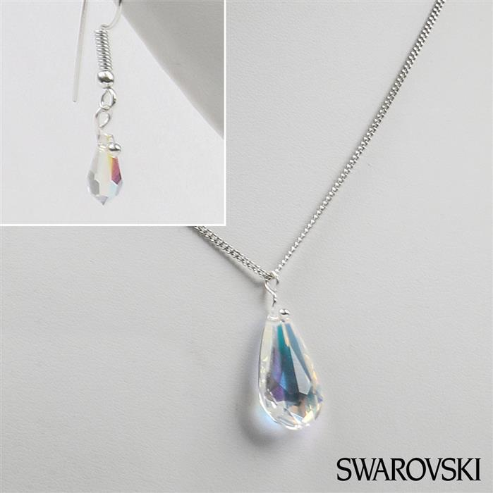 Crystal Pendant Kit - Embellished with Crystals From Swarovski®