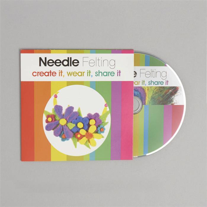Needle Felting DVD (Pal)