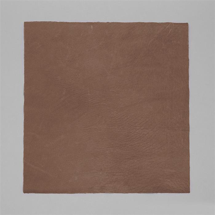 Clay Coloured Suede Approx 0.6-0.7mm 1x1sqft