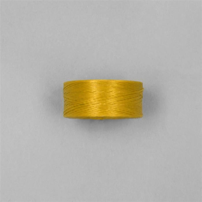 75m Golden Yellow C-Lon Thread Approx 0.1mm