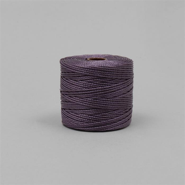 70m Lilac Nylon Cord Approx 0.4mm