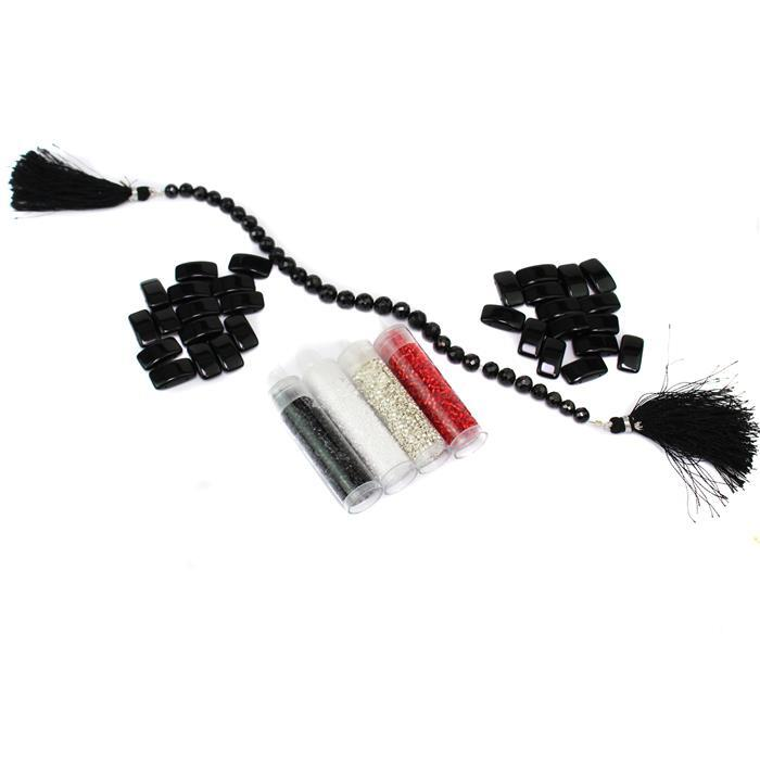 Black Magic Inc 2x BRAND NEW Carrier Beads Jet & More
