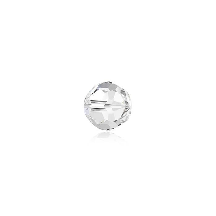Swarovski Crystal Beads - Pack of 12 Round 5000 - 4mm Crystal Clear