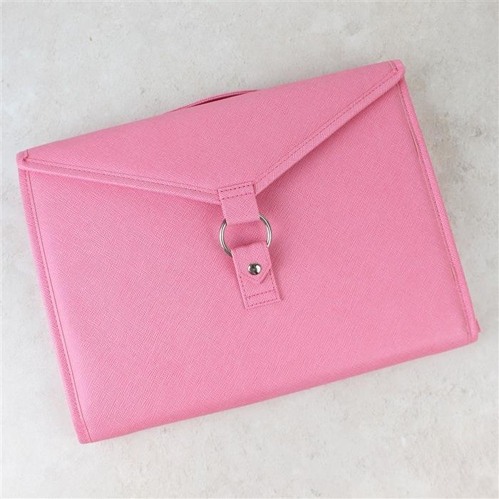 Kit xChange Peony Pink Travel Storage Envelope Bag