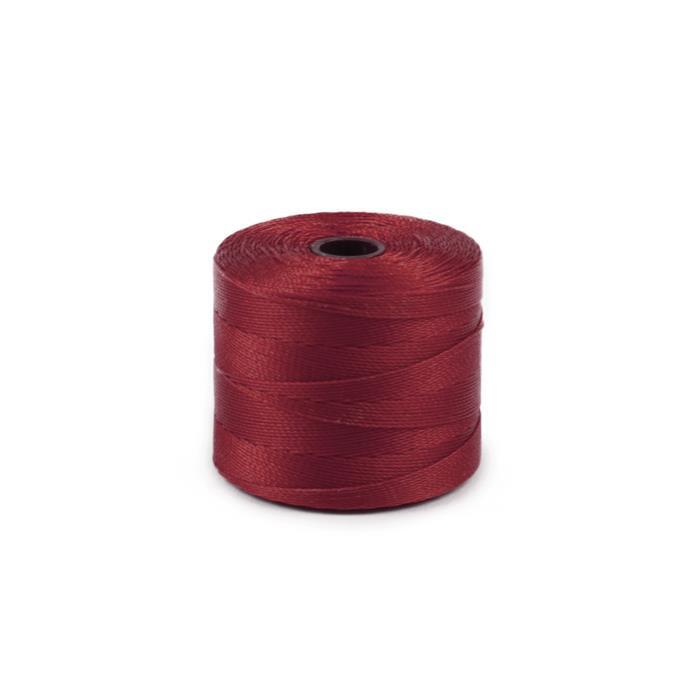 260m Shanghai Red Nylon Cord 0.3mm