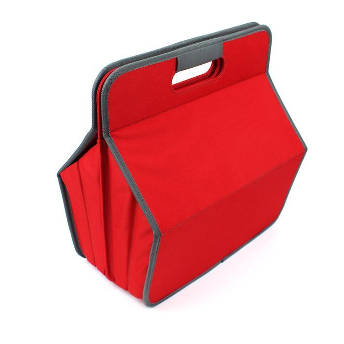 Hibiscus Red Foldable Tool/Hobby Box 35.5x 37x22.4cm