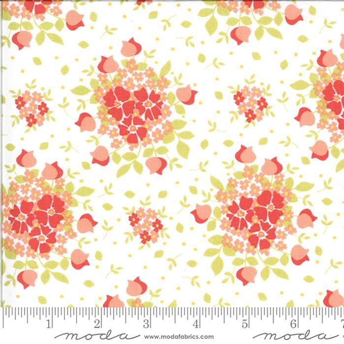 Moda Canning Days Jelly Bouquet Cloud Fabric 0.5m