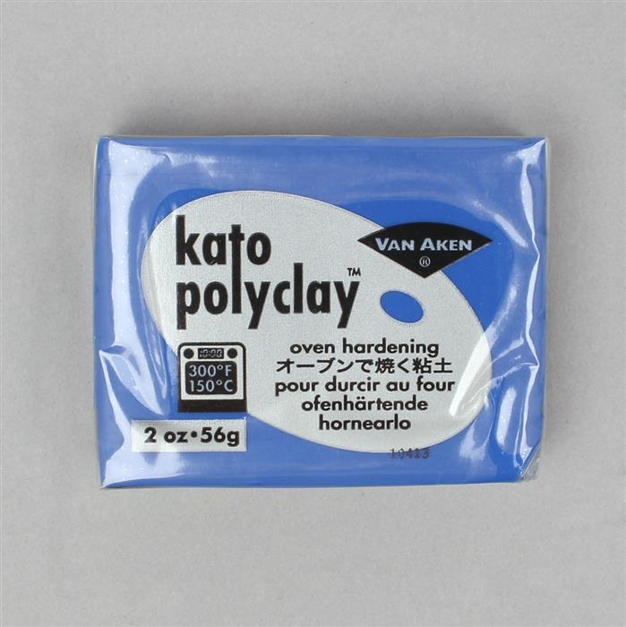 Ultra Blue Kato Clay 56g