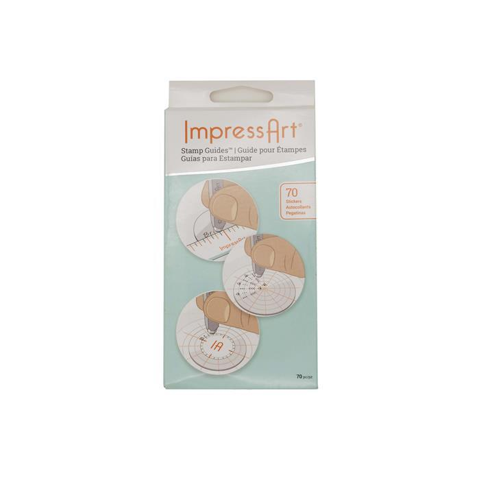 Impress Art Stamp Sticker Book