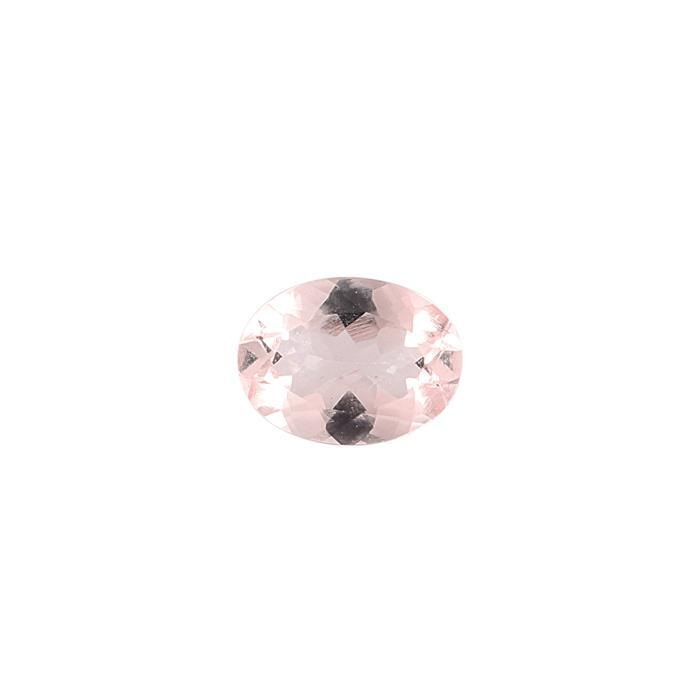 0.85cts Pink Morganite Faceted Oval Approx 8x6mm.