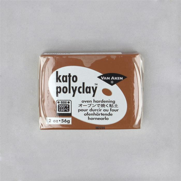 Brown Kato Clay  56g