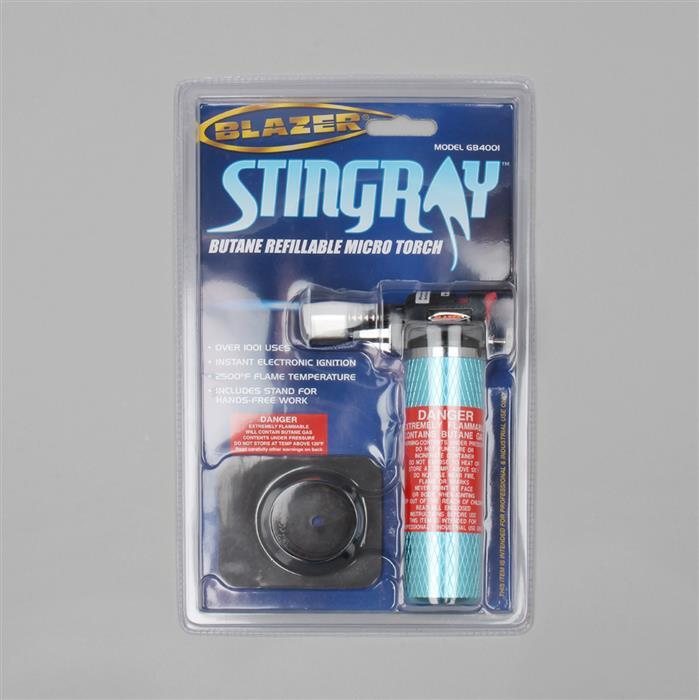 Blazer Stingray Professional Micro Torch