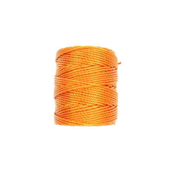 32m Popsicle Orange Nylon Cord Approx 0.9mm
