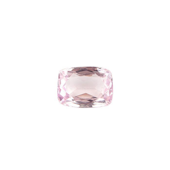 6cts Kunzite Faceted Multi Shape Gemstone.