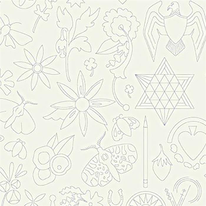 Alison Glass Sunprints Embroidery Lace 0.5m