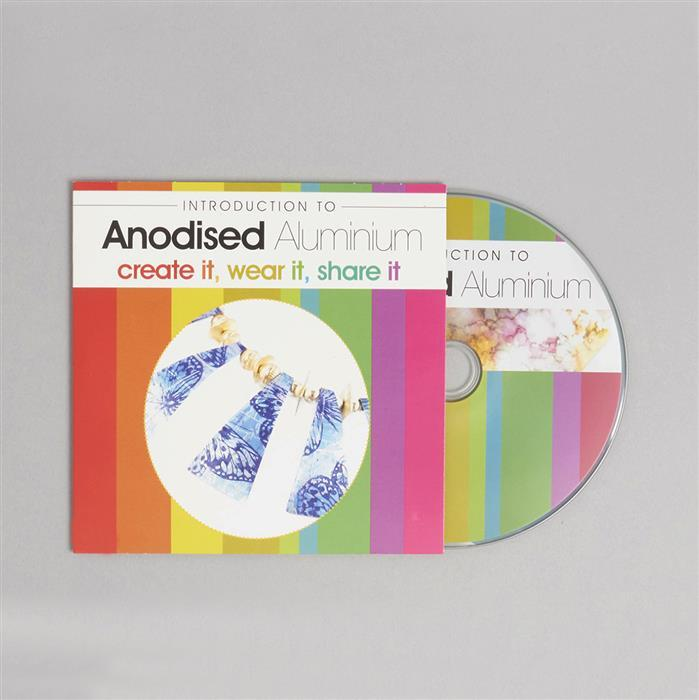 Introduction to Anodised Aluminium DVD (Pal)