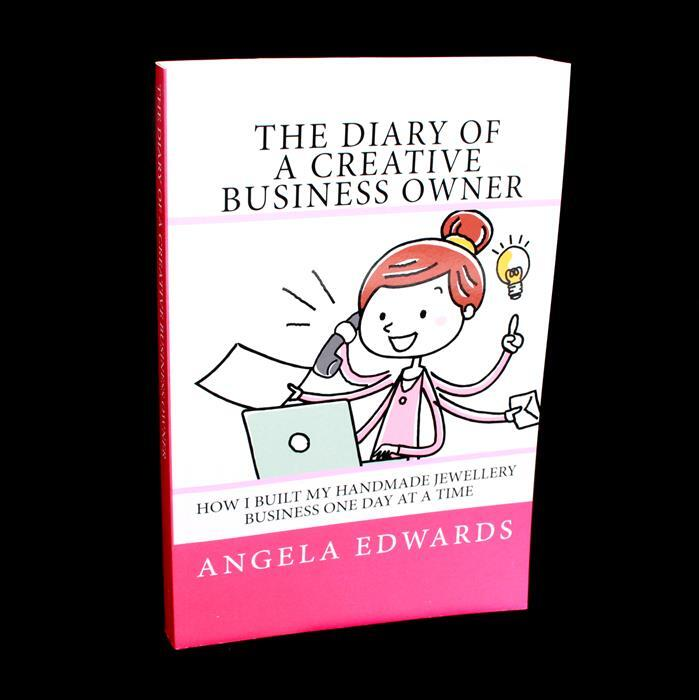 The Diary Of A Creative Business Owner Book By Angela Edwards