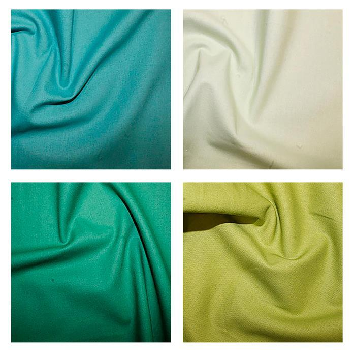 Greens Core Fabric Bundle (2m)