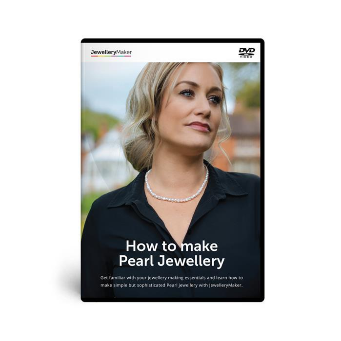 How To Make Pearl Jewellery DVD (PAL)