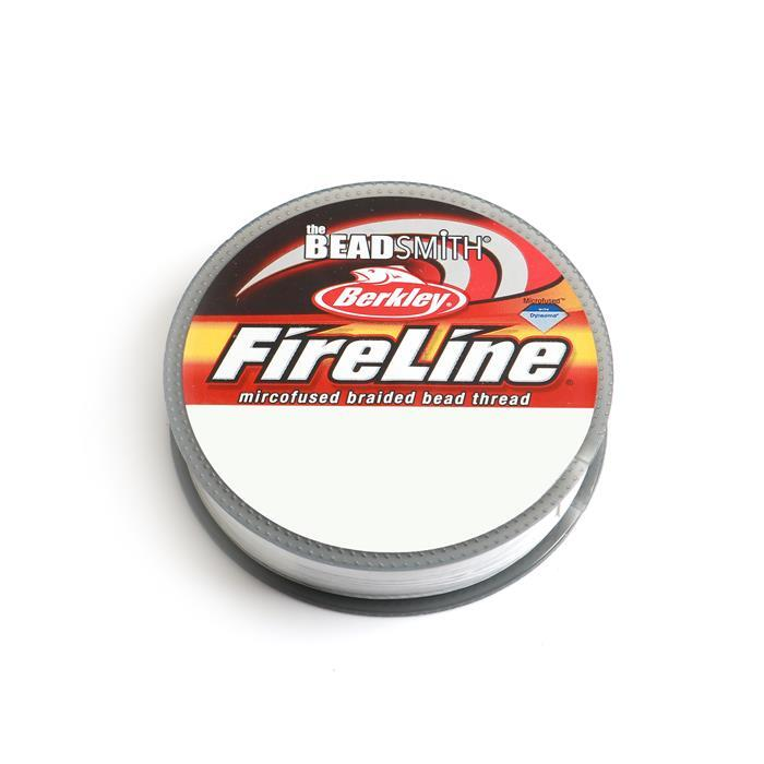 6lb Fireline Crystal 0.006in/0.15mm Diameter 50 yds