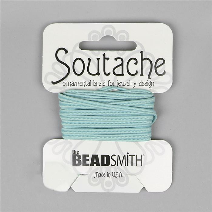 Marine Soutache Cord 3 yards 3mm