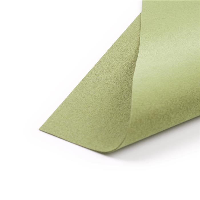 Celery Ultrasuede Foundation Sheet 8.5