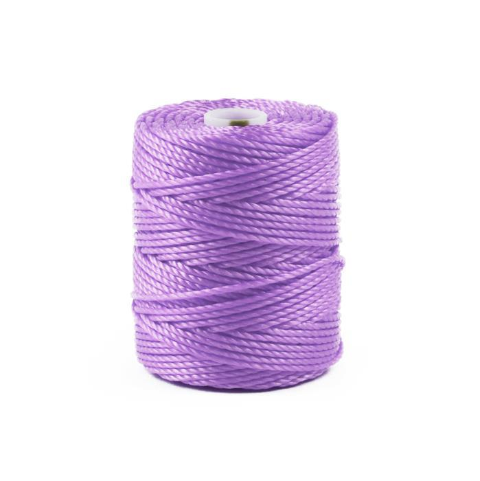 32m Orchid Nylon Cord Approx 0.9mm