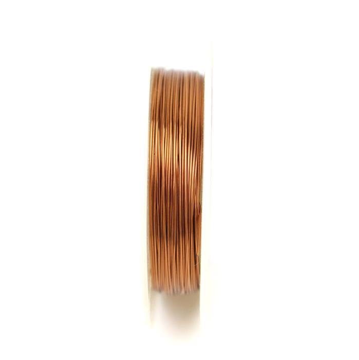 10M Copper Plated Copper Wire 0.4mm