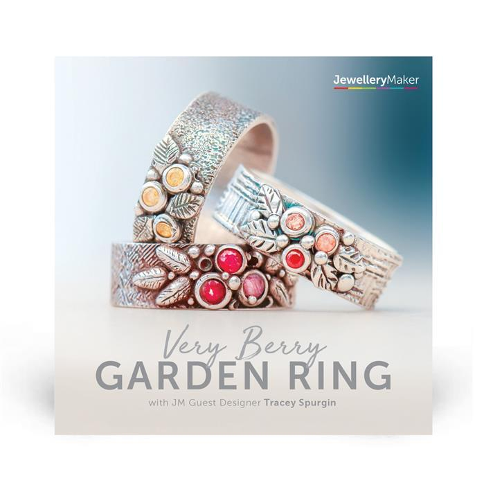 Tracey Spurgin Very Berry Garden Ring DVD (PAL)