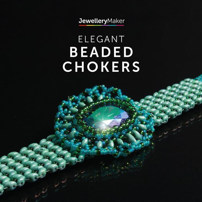 Limited Edition Elegant Beaded Chokers With Mark Smith DVD (PAL)