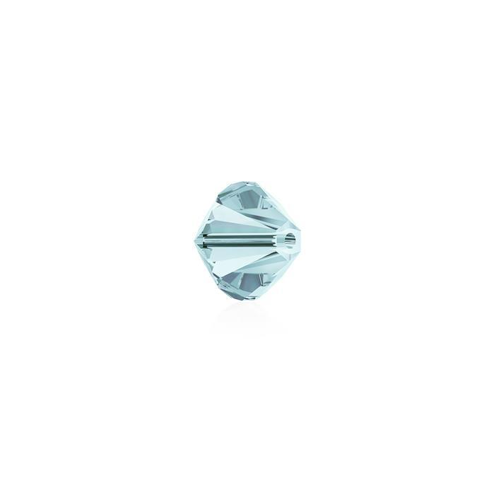 Swarovski Crystal Light Azore Bicone Beads 5328 - 4mm, 48pk