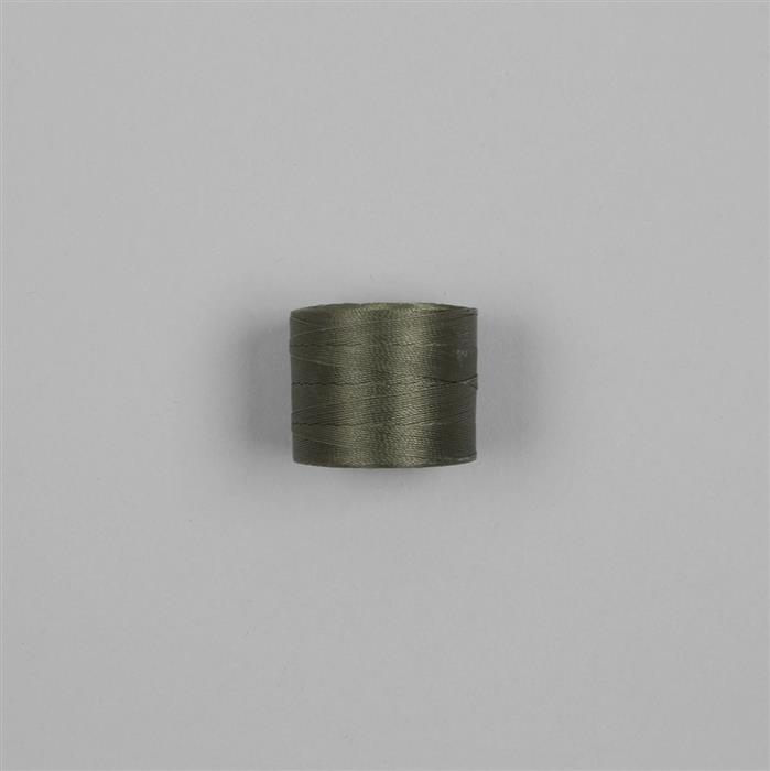 260m Olive Nylon Cord Approx 0.3mm