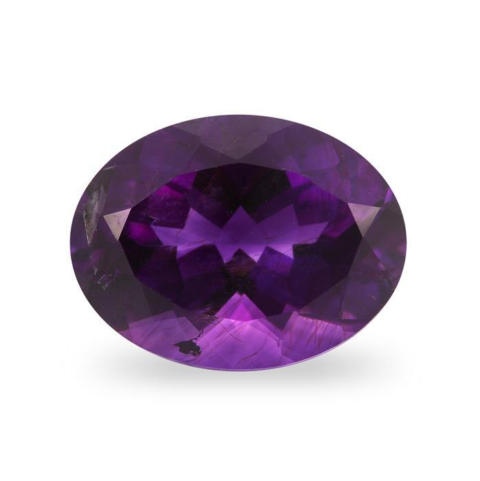 6.45cts Moroccan Amethyst Brilliant Oval Approx 16x12mm