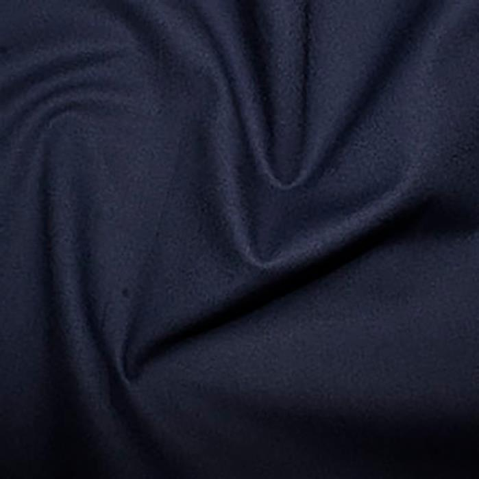 Navy Plain Cotton Border Fabric for 2nd Bargello Quilt (1.5m)