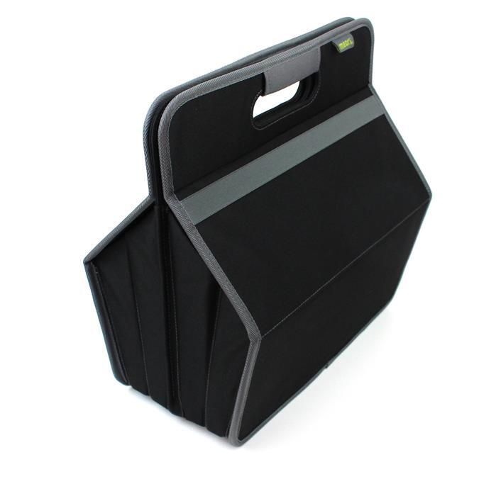 Lava Black Foldable Tool/Hobby Box 35.5x 37x22.4cm