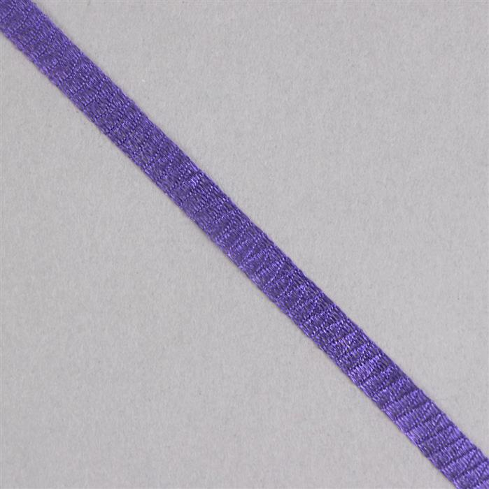 1m Purple Wire Mesh 6mm