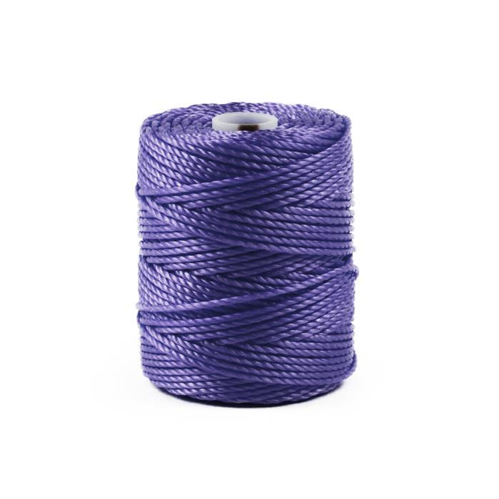 32m Violet Nylon Cord Approx 0.9mm