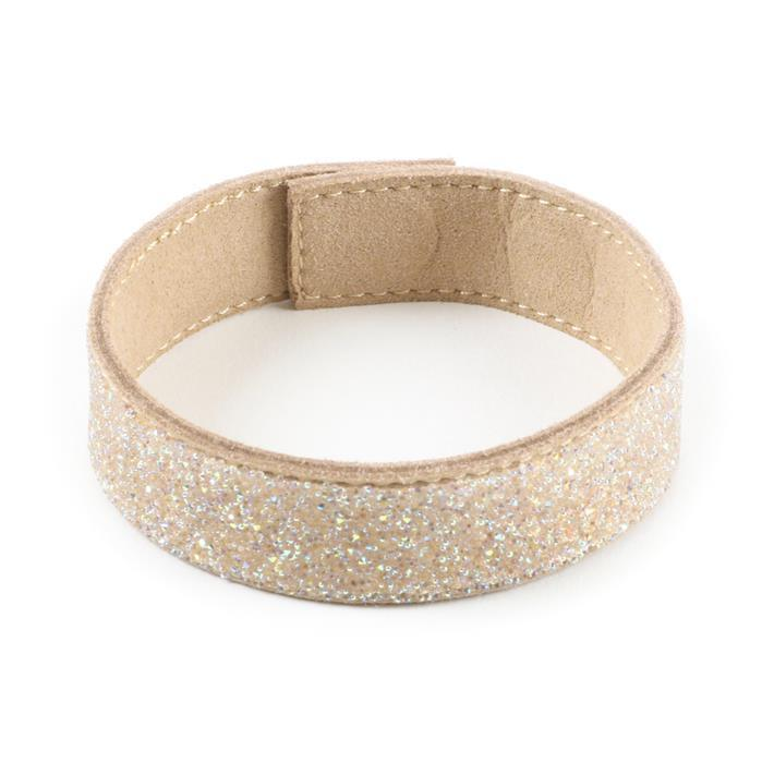 Swarovski Transfer with Magnetic Bracelet – Fawn