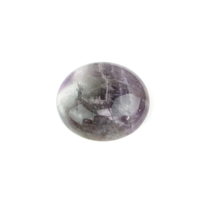 30cts Amethyst Round Cabochon Approx 30mm