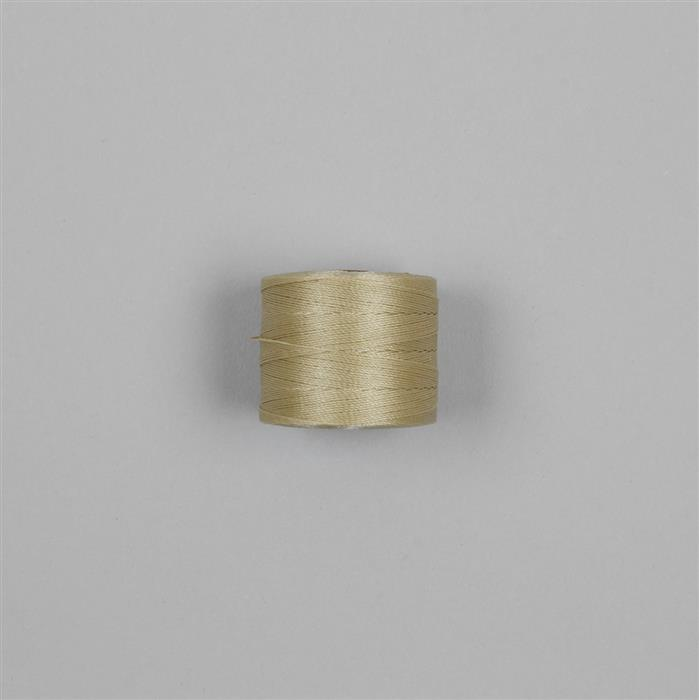 260m Gold Nylon Cord Approx 0.3mm