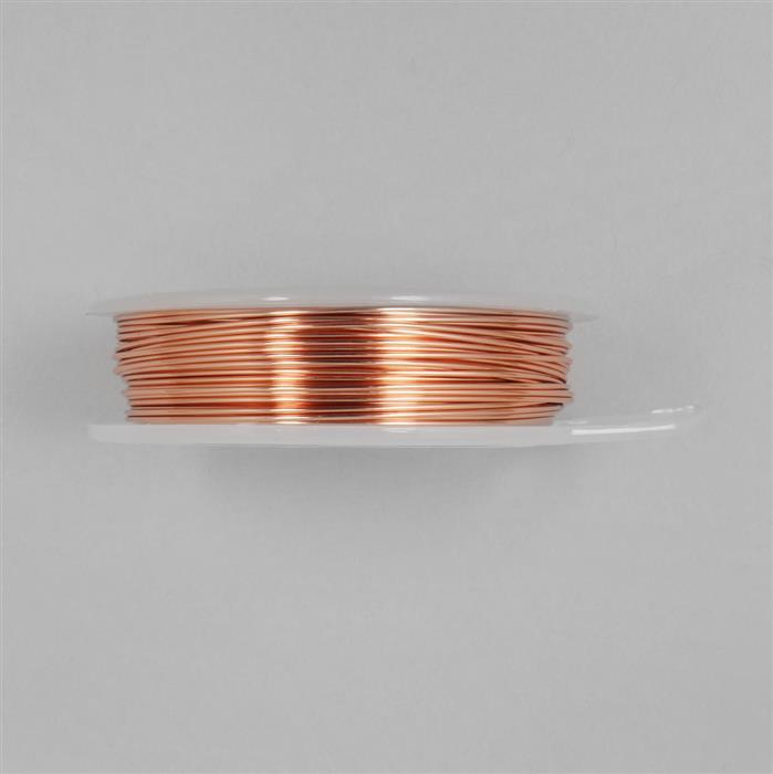 10m Copper Wire 0.8mm