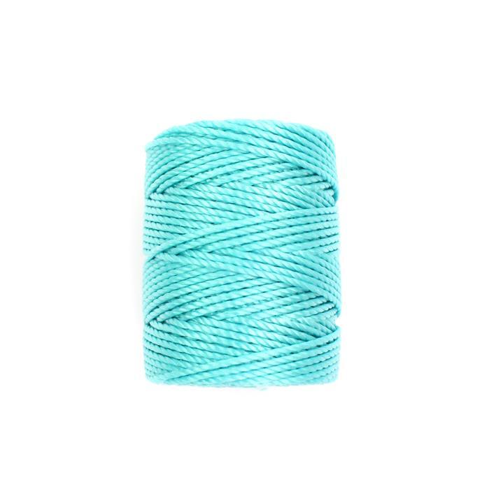 32m Ice Blue S-Lon Cord Approx 0.9mm