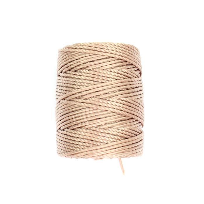 32m Blush Nylon Cord Approx 0.9mm
