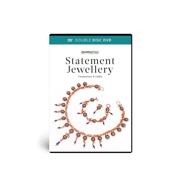 Statement Jewellery Connectors & Links Double Disc DVD (PAL) With Booklet