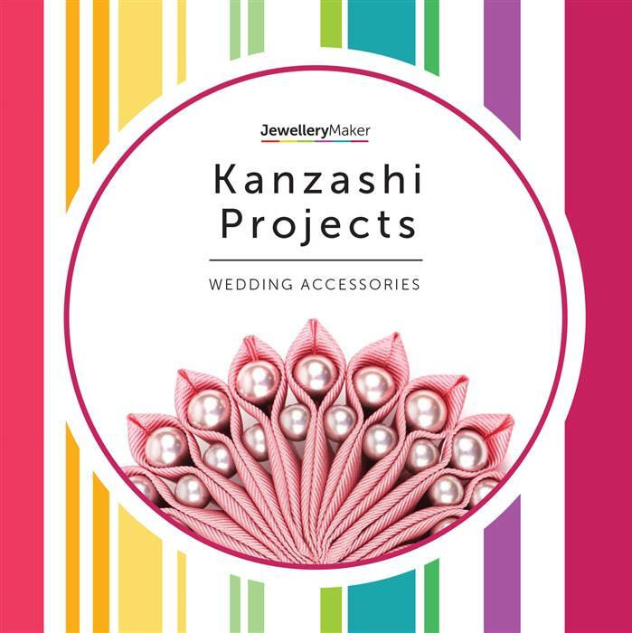 Kanzashi Projects – Wedding Accessories DVD (Pal)